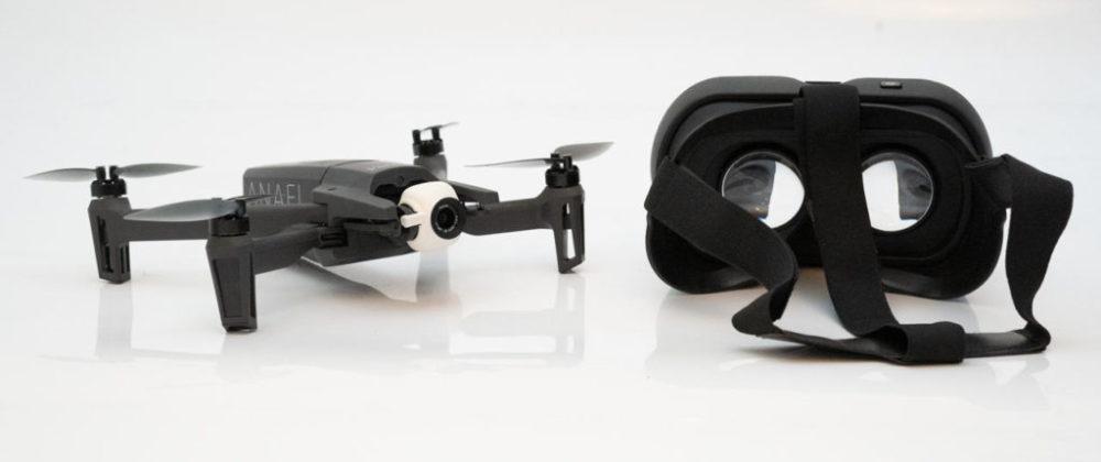 Anafi FPV Goggles drone