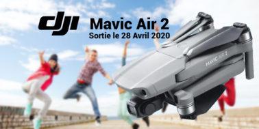 Mavic Air 2- date de sortie