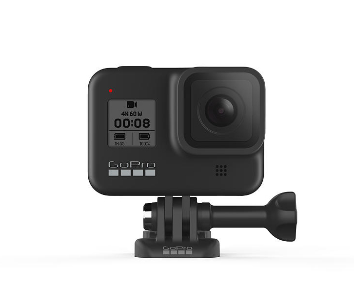 GoPro Hero8 camera