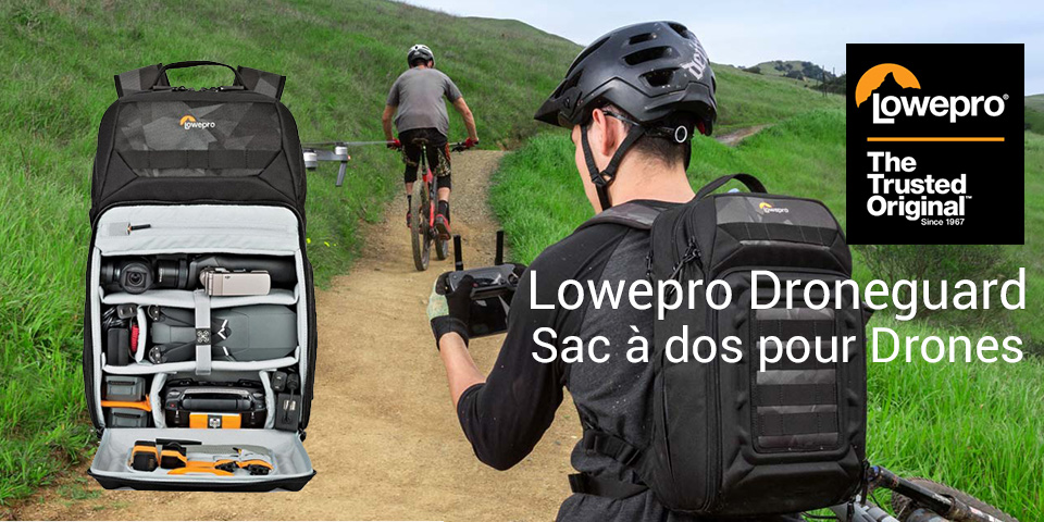Lowepro Droneguard sac à dos pour drones