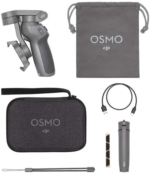 pack stabilisateur OSMO MOBILE 3 combo