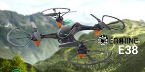 drone Eachine E38