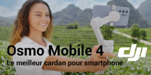 dji OM 4 Osmo Mobile 4