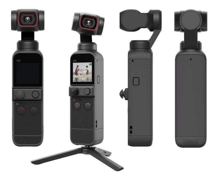 DJI Pocket 2 - visuel