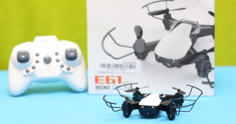 Eachine E61HW drone test revue tarif pas cher