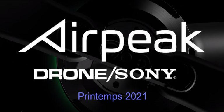airpeak sony drone